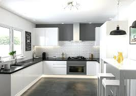 Kitchen Cabinets White Gloss Kitchen Cabinets Marvelous Modern