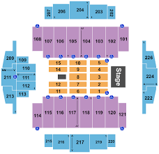 Tacoma Dome Seating Chart Tacoma