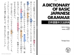 App To Read Japanese Light Novels Reading Japanese Novels On The Left And Looking Up Grammar