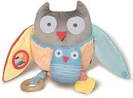 <b>Подвесные игрушки</b> на коляску <b>Skip</b>-<b>Hop</b> Hug&Hide <b>Stroller</b> Toy ...