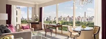 nyc trump central park rooms suites