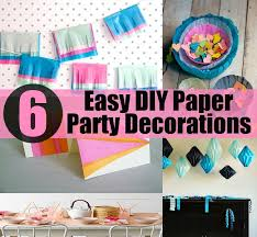 Small Picture Diy Home Party Decorations View in gallery DIY Christmas party