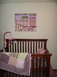 nursery themes for girls with pink leopard crib bedding set