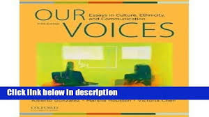 our voices essays in culture ethnicity and   our voices essays in culture ethnicity and communication 5th fifth edition full online video dailymotion