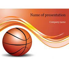 Basketball Powerpoint Template Free Basketball Ppt Barca Fontanacountryinn Com