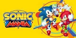 Sonic Mania   Загружаемые программы Nintendo Switch   Игры ...
