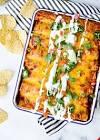 addictive green enchiladas