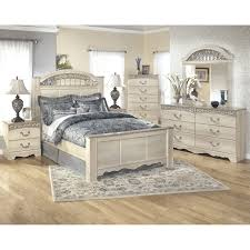 Bedroom distressed white bedroom furniture marble pillows