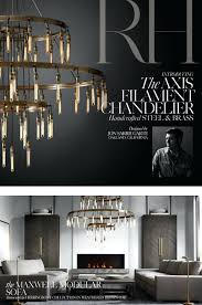 chandeliers orb chandelier restoration hardware explore the fall 2016 collection a new and inspiring way