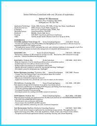 Sample Developer Resume – Hadenough