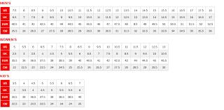 Germany Air Jordan Retro 4 Size Chart 1dcd2 1baf3