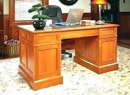 office desk plans. Plans For Desks Home Office Executive Desk .