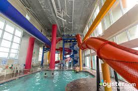 indoor pool with waterslide. Dunes Village Resort Indoor Pool With Waterslide E