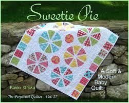 Baby Quilt Pattern Modern Quilt Pattern Raw-Edge Quilt Easy & 🔎zoom Adamdwight.com