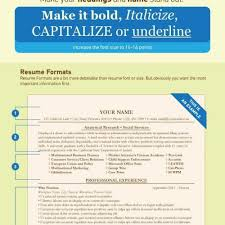 Star Format Resume Cool Best Resume Font Size And Format Internships