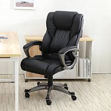 leather office. yamasoro leather office chair high back computer gaming desk executive ergonomic lumbar support black a