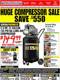 harbor freight tools air compressor. harbor freight: alert: huge price compression on all compressors \u2022 save up to 54% plus new super coupons   milled freight tools air compressor