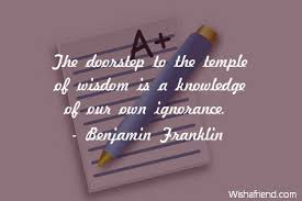 Knowledge Quotes Best Knowledge Quotes