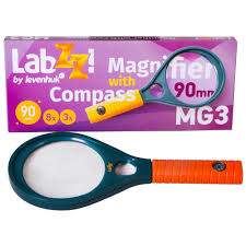 <b>Лупа с компасом</b> Levenhuk LabZZ MG3 - купить недорого в ...