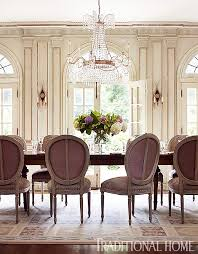 enlarge werner straube stately modern dining room