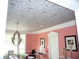 Interior Design: Wallpaper Ceilings at LuLus.com!