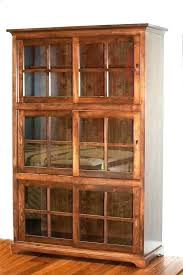 bookcase with sliding glass doors bookcases bookcase sliding glass doors bookshelf with sliding doors bookcases with