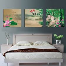 feng shui bedroom canvas. modern contemporary feng shui wall art bamboo landscape painting hd print on canvas set30260 discount paintings bedroom i