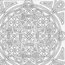 Mandala Coloring Pages Hellokidscom