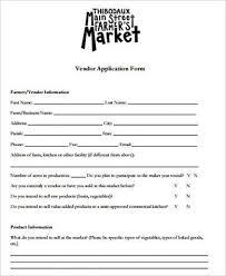 Vendor Application Template Wcc Usa Org