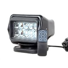 Xtreme Lighting Srl Xtreme Lighting Products Motorized Cree Led Remote Control Searchlight