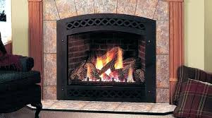 propane fireplace insert vented direct vent gas inserts large size of decorating natural repair non