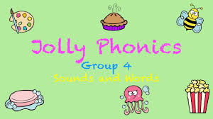Free interactive exercises to practice online or download as pdf to print. Jolly Phonics Group 4 Sounds And Words Youtube
