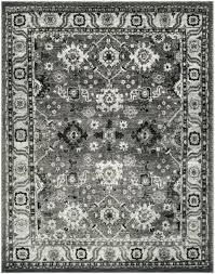 grey black white rug area rugs