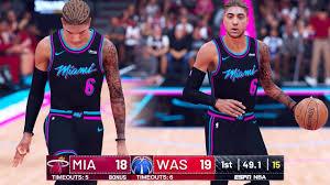 NBA 2K19 My Career - NBA Debut on ESPN ...