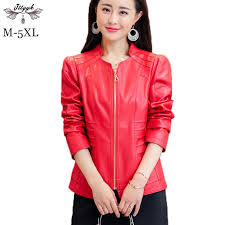 5xl plus size suede leather jacket women jpg