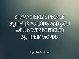 Words Quotes Adorable Action Vs Words Quotes Inspiration Boost