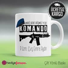Komando Kupa Bardak (MPT 55 Slüetli) | Hediye Fanusu