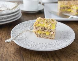 Swedish Almond Cake Topped with Toasted Almonds Analida s Ethnic