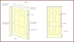 what is a door jamb.  What Door Jamb Replacement Jambs Replace Exterior How  To Install Casing A  Throughout What Is A B