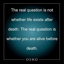 Life After Death Quotes Extraordinary The Real Question Is Not Whether There Is Life After Death The Real