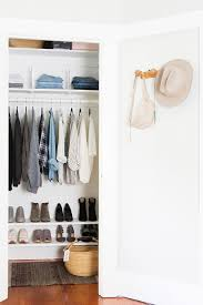 if you are interested in small walk in closets then i shared all the details on how we completely organized our own master bedroom walk in closet using and