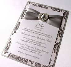 25th wedding anniversary invitations acpanied by terrific invitation template of your special wedding invitation template 44