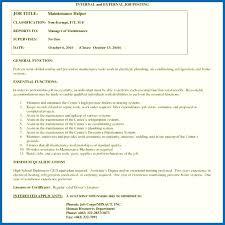 Welder Job Description Skills Resume Template Word Welder Resume Contoh Resume Welder Job 8