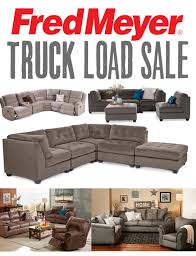Fred Meyer Save BIG on furniture at Truckload Furniture Sale