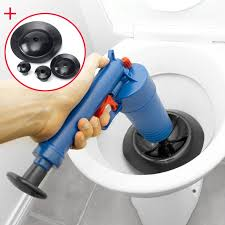 Bathroom Drain Clogged Inspiration Aliexpress Buy Kitchen Toilets High Pressure Air Drain Blaster