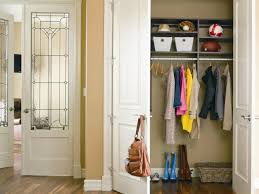 foyer closet