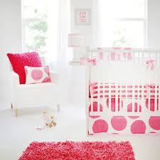 Big Dots Hot Pink Crib Bedding Set - RosenberryRooms.com & ... Pink Crib Bedding Set Sale · Zoom Adamdwight.com