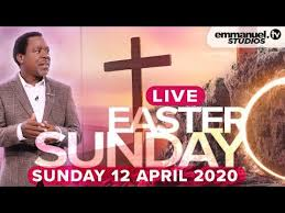 The anointing water is not being sent out to individuals. Live Easter Sunday Service Broadcast With Tb Joshua April 12 At Scoan