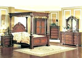Mirrored Canopy Bed Image Of Best Top Mirror King Wrought Iron Size Ca