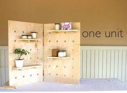 Free Standing Display Board Image result for double sided floor standing display peg board 76